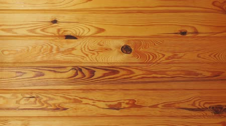 Background of wooden planks. Wood texture background Стоковые видеозаписи