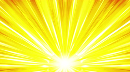 hatály : Cartoon beam animation. Shiny sun background. Sunburst rays in heaven. Abstract loop design.