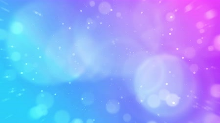 aydınlatmalı : Colorful holographic gradient. Abstract rainbow background in multicolor gradation. Modern loop animation. Stok Video