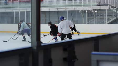 хоккей : Hockey game