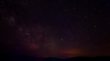 starlit : Space background, Nightly Landscape, Timelapse