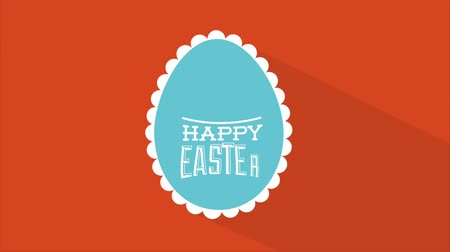 easter : Happy easter egg, Video Animation, HD 1080
