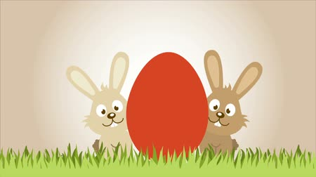 easter : Easetr eggs, Video animation, HD 1080