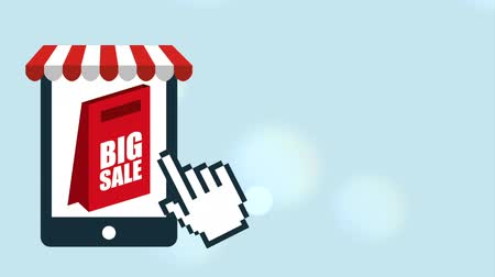 купить : Big sale design, Video Animation HD1080 Стоковые видеозаписи