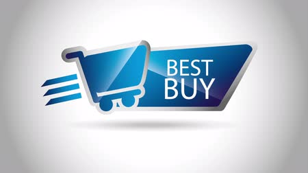 купить : Best buy icon design, Video Animation