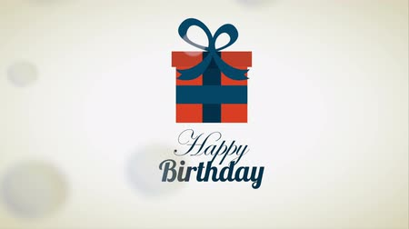 doğum günü : happy birthday design, Video Animation