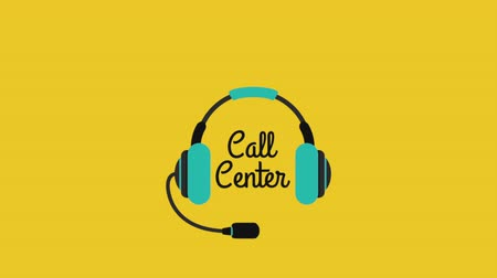 callcenter : call center design, Video Animation