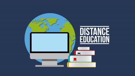 mesafe : distance education design, Video Animation HD1080