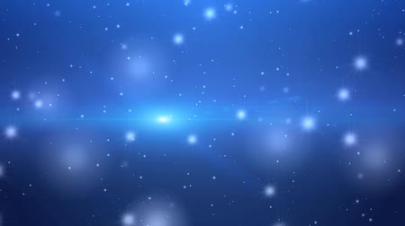 parlayan : abstract blue background with shining sparkles