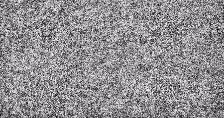 TV Noise in analog video and television when no transmission signal