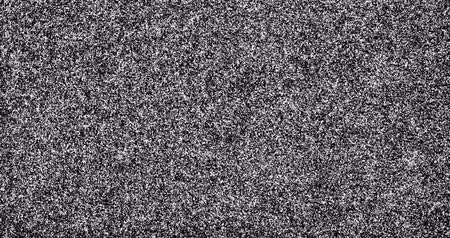 привет : TV Noise in analog video and television when no transmission signal