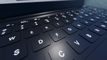 рабочий стол : Move black Laptop keyboard