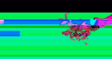 шум : Unique Design Abstract Digital Animation Pixel Noise Glitch Error Video Damage