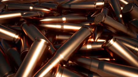 oco : Heap of metal bullets