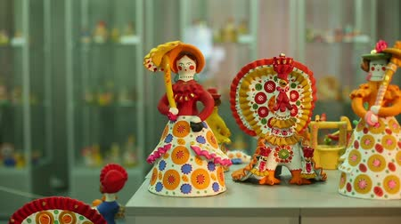 mamut : Museum of Dymkovo toys Wideo