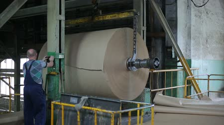 rolled up : Old paper mill conveyor