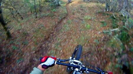 lesiklás : Downhill Biking First Person View