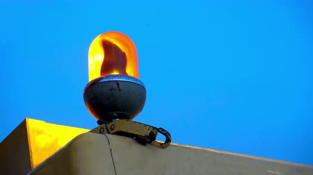 uyarmak : 4k Amber Warning Signal Siren Light, LOOP