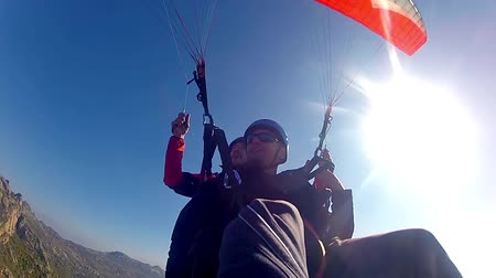 kaland : adventure of tandem paragliding