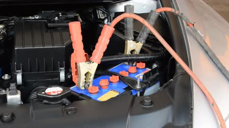 pil : car battery charging ,panning