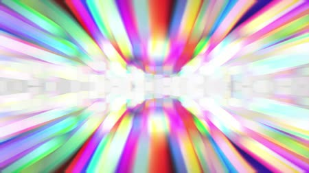 prędkość : colorful radial radiant loopable effect Wideo