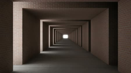 helezon : modern brick tunnel
