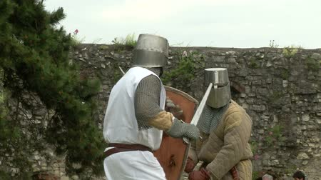 miecz : Fighting medieval knights Wideo