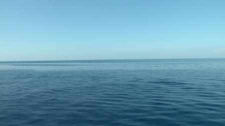 su üzerinde ufuk : Sea water surface