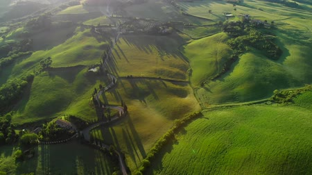 firenze : Beautiful landscape in Tuscany, Italy.